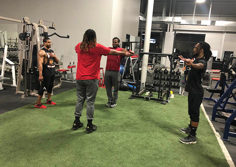 Omaha personal trainer